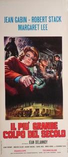 Le soleil des voyous - Italian Movie Poster (xs thumbnail)