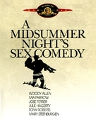A Midsummer Night's Sex Comedy - DVD movie cover (xs thumbnail)