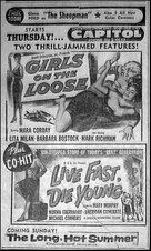 Girls on the Loose - poster (xs thumbnail)