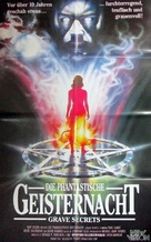 Grave Secrets - German Movie Poster (xs thumbnail)