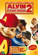 Alvin and the Chipmunks: The Squeakquel - Danish Movie Cover (xs thumbnail)