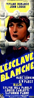 L'esclave blanche - French Movie Poster (xs thumbnail)