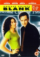 Grosse Pointe Blank - British DVD cover (xs thumbnail)