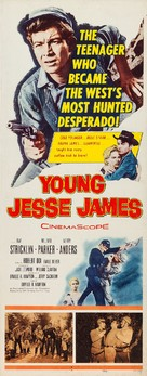 Young Jesse James - Movie Poster (xs thumbnail)