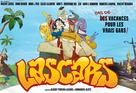 Les lascars - French Movie Poster (xs thumbnail)