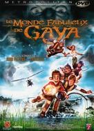 Back To Gaya - French DVD cover (xs thumbnail)