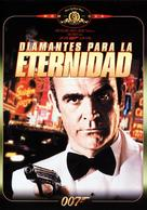 Diamonds Are Forever - Spanish Movie Cover (xs thumbnail)