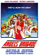 Angels' Brigade - DVD movie cover (xs thumbnail)