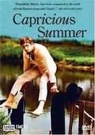 Rozmarné léto - DVD cover (xs thumbnail)