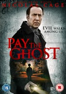 Pay the Ghost - British Movie Cover (xs thumbnail)
