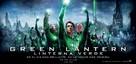 Green Lantern - Spanish Movie Poster (xs thumbnail)