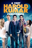 A Very Harold & Kumar Christmas - DVD movie cover (xs thumbnail)