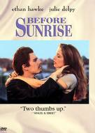 Before Sunrise - DVD cover (xs thumbnail)