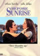 Before Sunrise - DVD movie cover (xs thumbnail)