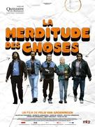 De helaasheid der dingen - French Movie Poster (xs thumbnail)