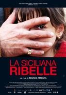 La siciliana ribelle - Dutch Movie Poster (xs thumbnail)