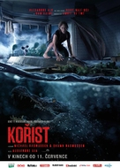 Crawl - Czech Movie Poster (xs thumbnail)