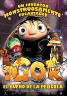 Igor - Chilean Movie Poster (xs thumbnail)
