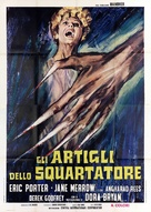 Hands of the Ripper - Italian Movie Poster (xs thumbnail)