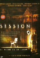 Session 9 - Argentinian DVD cover (xs thumbnail)
