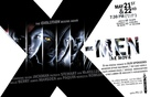 X-Men - British Movie Poster (xs thumbnail)