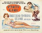Party Girl - Movie Poster (xs thumbnail)