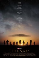 The Eternals - Italian Movie Poster (xs thumbnail)
