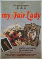 My Fair Lady - Italian Movie Poster (xs thumbnail)