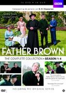 """Father Brown"" - Dutch DVD cover (xs thumbnail)"