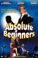Absolute Beginners - French DVD movie cover (xs thumbnail)