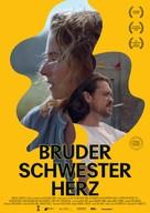 Bruder Schwester Herz - German Movie Poster (xs thumbnail)