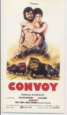 Convoy - Italian Movie Poster (xs thumbnail)