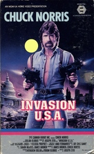 Invasion U.S.A. - Movie Cover (xs thumbnail)