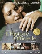 La historia oficial - French Re-release poster (xs thumbnail)