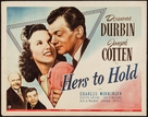 Hers to Hold - Movie Poster (xs thumbnail)