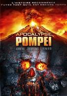 Apocalypse Pompeii - French DVD cover (xs thumbnail)
