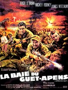 Ambush Bay - French Movie Poster (xs thumbnail)