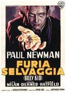 The Left Handed Gun - Italian Movie Poster (xs thumbnail)