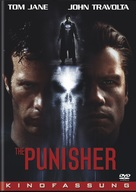 The Punisher - Swiss DVD movie cover (xs thumbnail)