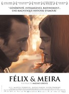 Félix et Meira - French Theatrical poster (xs thumbnail)