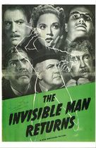 The Invisible Man Returns - Movie Poster (xs thumbnail)