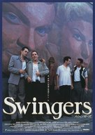 Swingers - Japanese Movie Poster (xs thumbnail)
