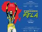 Finding Fela! - British Movie Poster (xs thumbnail)