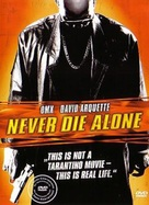 Never Die Alone - German DVD cover (xs thumbnail)