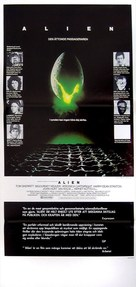 Alien - Swedish Movie Poster (xs thumbnail)