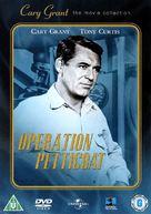 Operation Petticoat - British DVD movie cover (xs thumbnail)