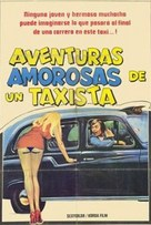 Adventures of a Taxi Driver - Spanish DVD movie cover (xs thumbnail)
