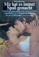 Mir hat es immer Spaß gemacht - German Movie Poster (xs thumbnail)