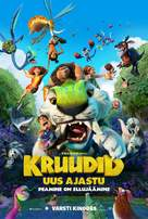 The Croods: A New Age - Estonian Movie Poster (xs thumbnail)