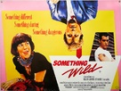 Something Wild - British Movie Poster (xs thumbnail)
